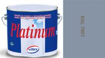 Vitex Platinum satén RAL 7001 0,75L
